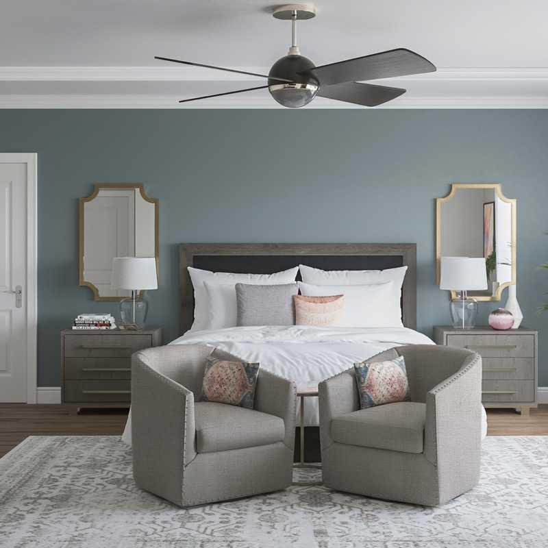 Bedroom Design by Havenly Interior Designer Maria