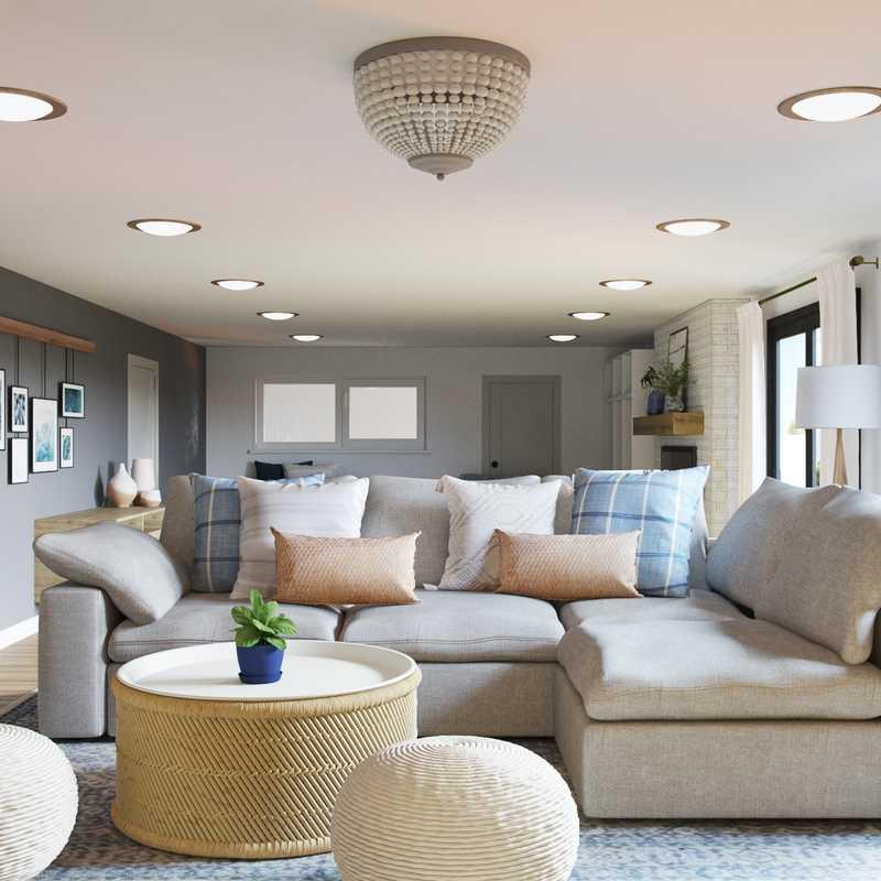 Modern, Coastal Other Design by Havenly Interior Designer Madison