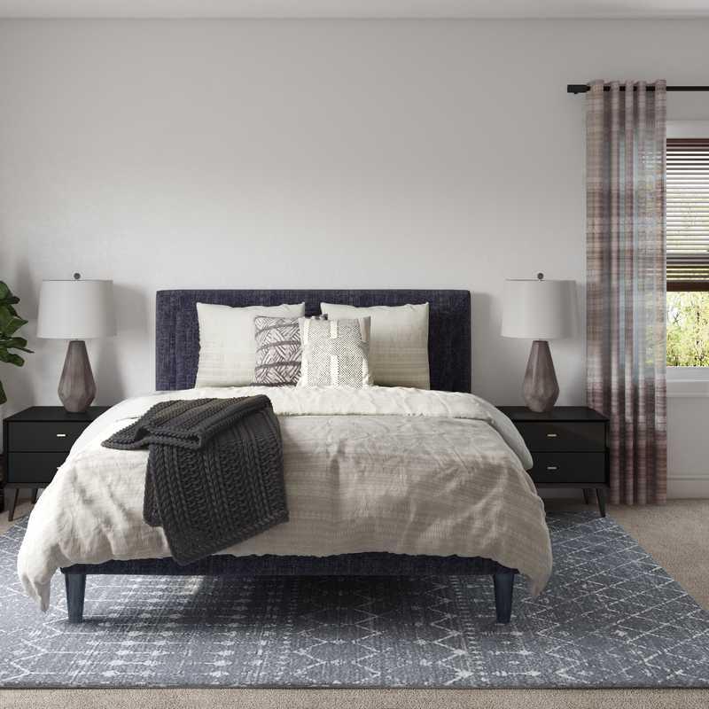Scandinavian Bedroom Design by Havenly Interior Designer Allison