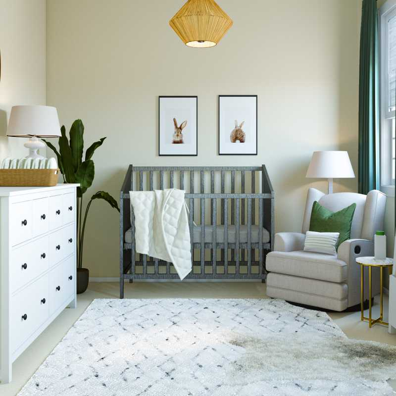 Nursery Design by Havenly Interior Designer Marsha