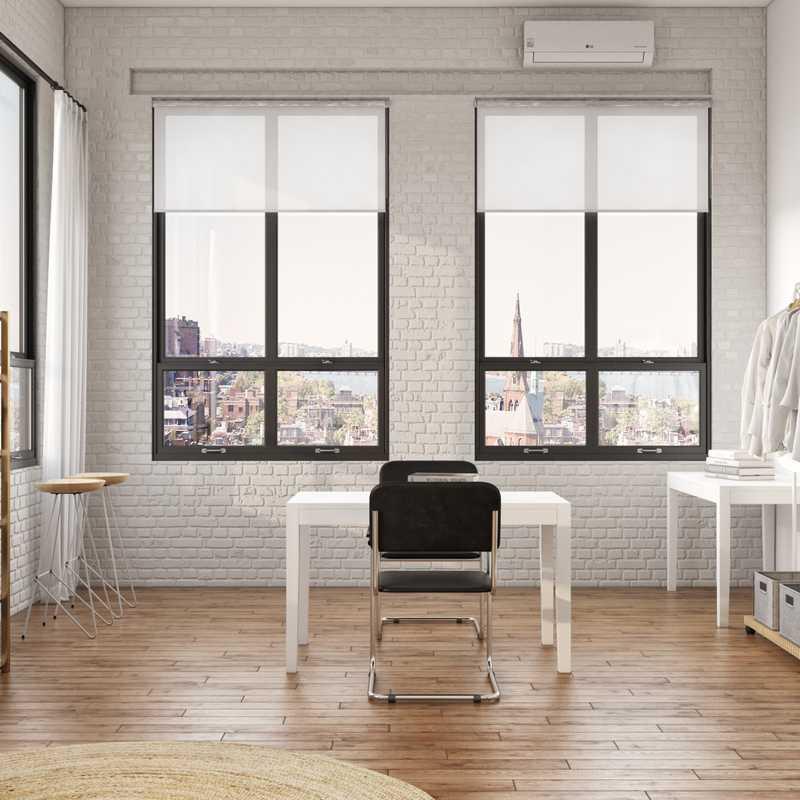 Office Design by Havenly Interior Designer Tammy