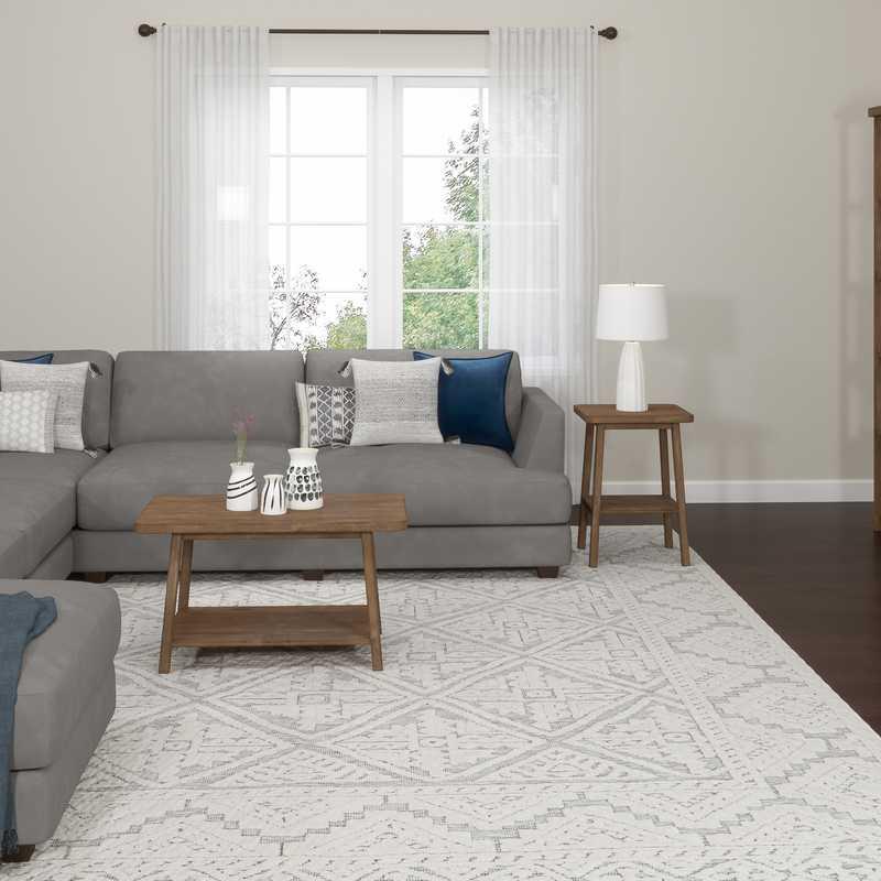 Living Room Design by Havenly Interior Designer Susannah