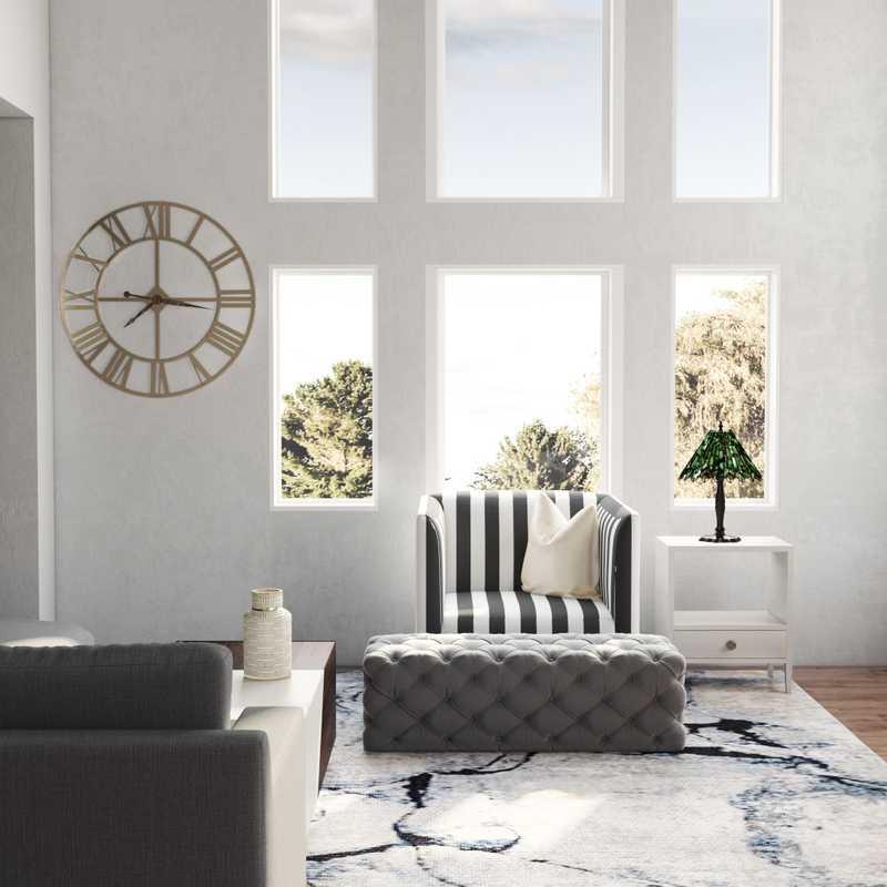 Living Room Design by Havenly Interior Designer Rania