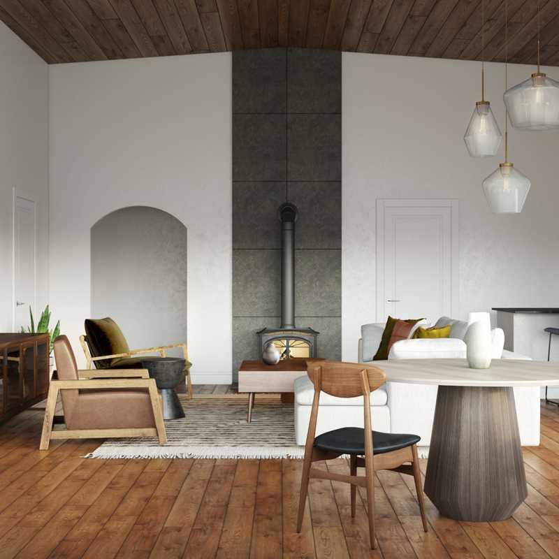 Living Room Design by Havenly Interior Designer Kat