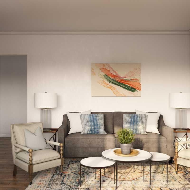 Living Room Design by Havenly Interior Designer Shannon