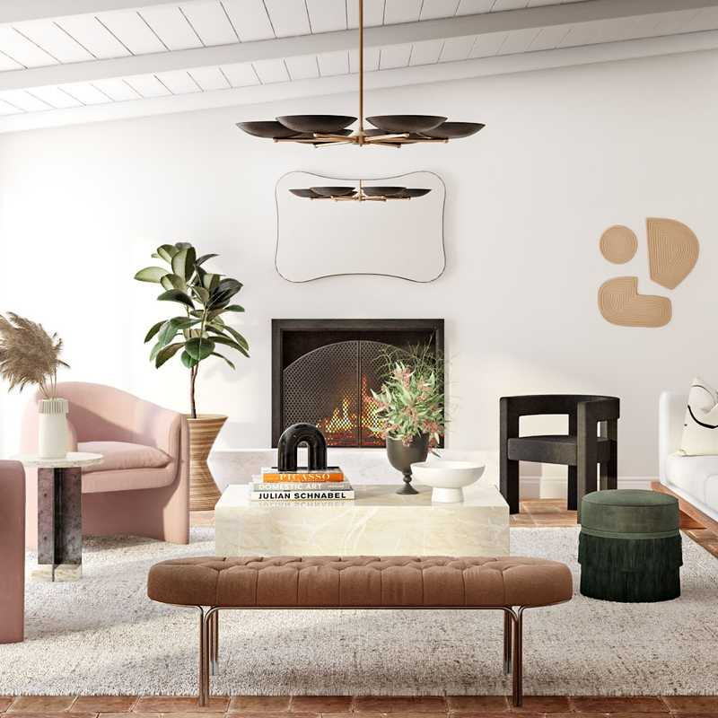 Modern, Glam Design by Havenly Interior Designer