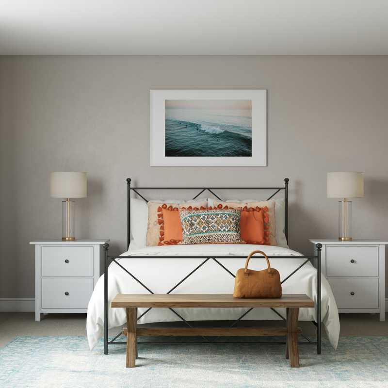 Bedroom Design by Havenly Interior Designer Stephanie