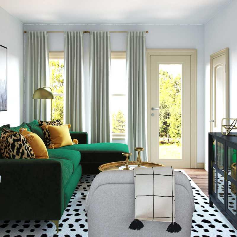 Living Room Design by Havenly Interior Designer Amy