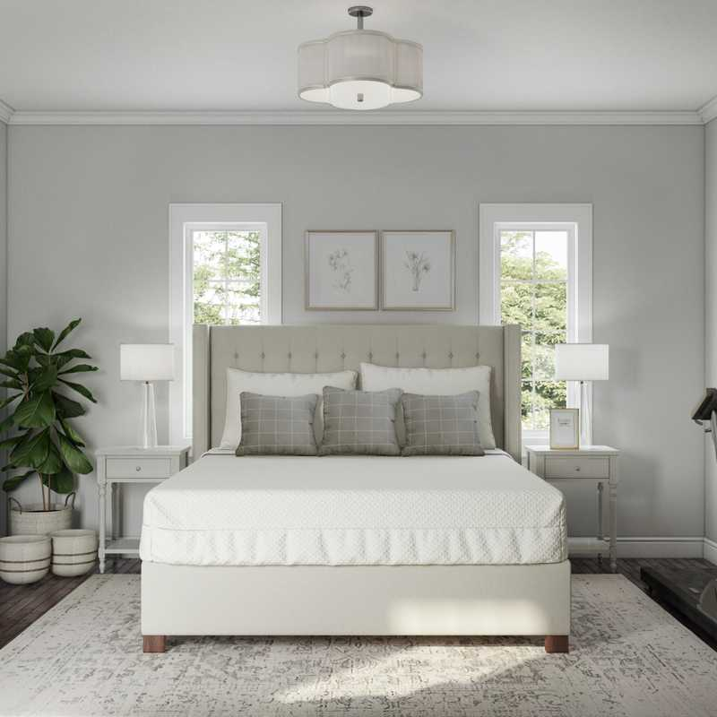 Classic, Traditional Bedroom Design by Havenly Interior Designer Laura