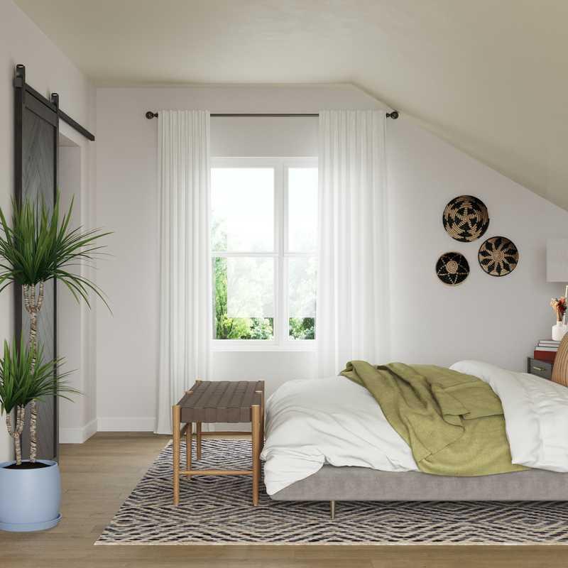 Bedroom Design by Havenly Interior Designer Kelly