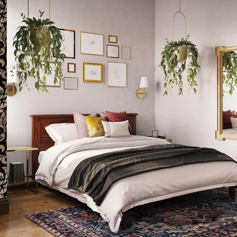 Classic, Traditional, Vintage Bedroom Design by Havenly Interior Designer Rachel