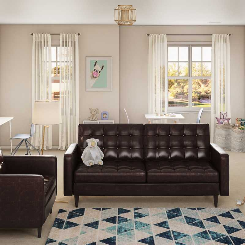 Classic, Coastal, Farmhouse Other Design by Havenly Interior Designer Carolyn
