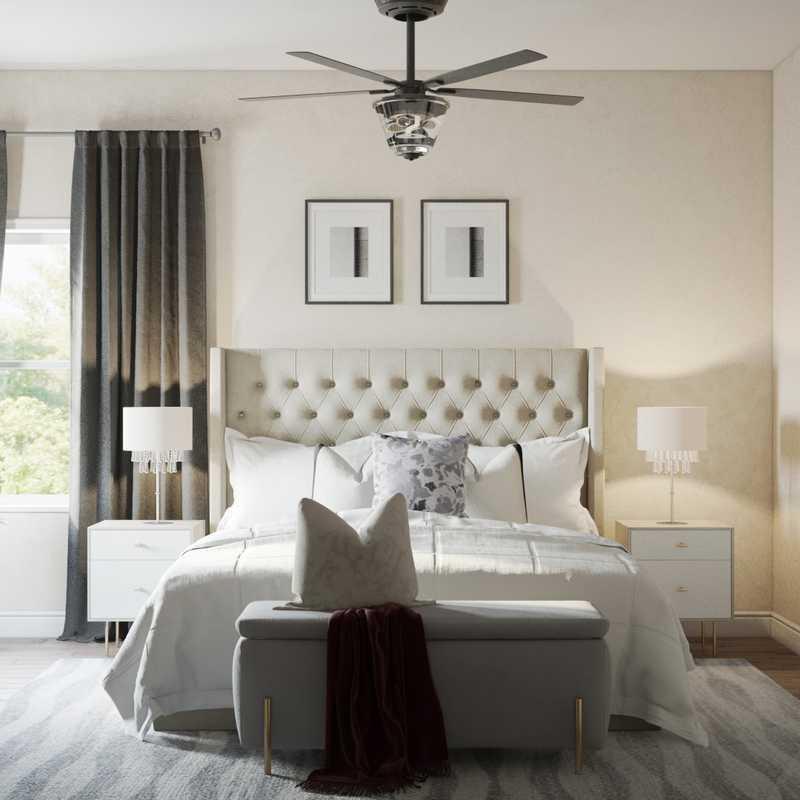 Bedroom Design by Havenly Interior Designer Rania