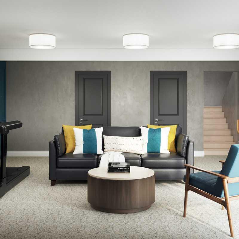 Contemporary, Transitional, Midcentury Modern Other Design by Havenly Interior Designer Megan