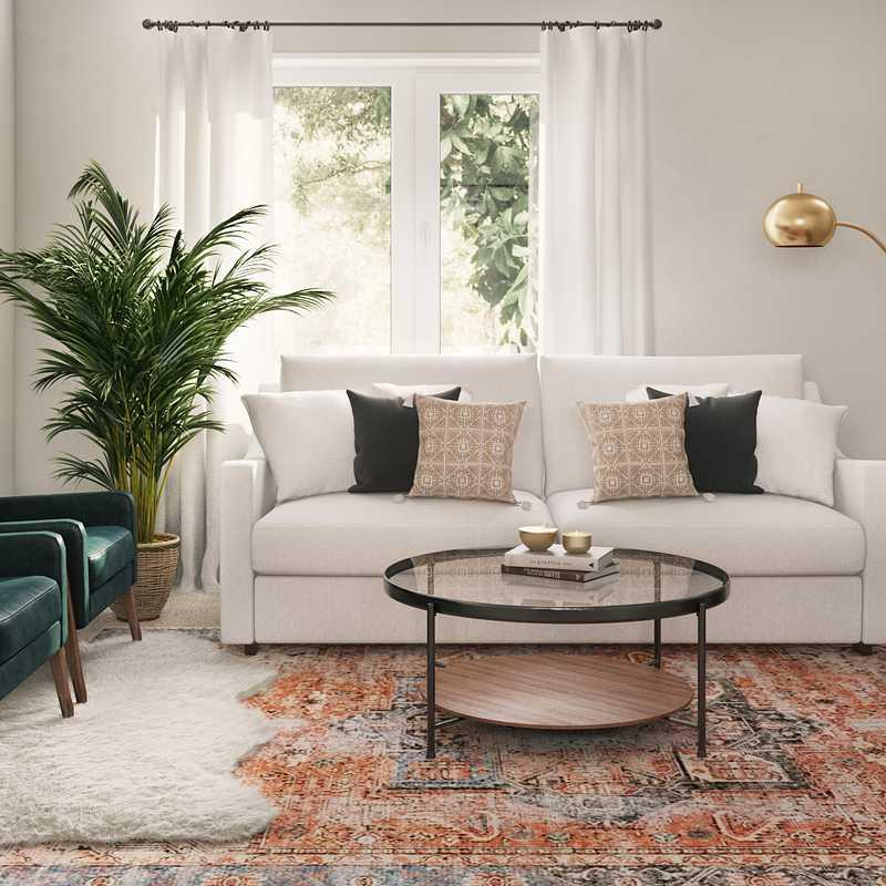 Modern, Bohemian, Midcentury Modern, Scandinavian Other Design by Havenly Interior Designer Madison