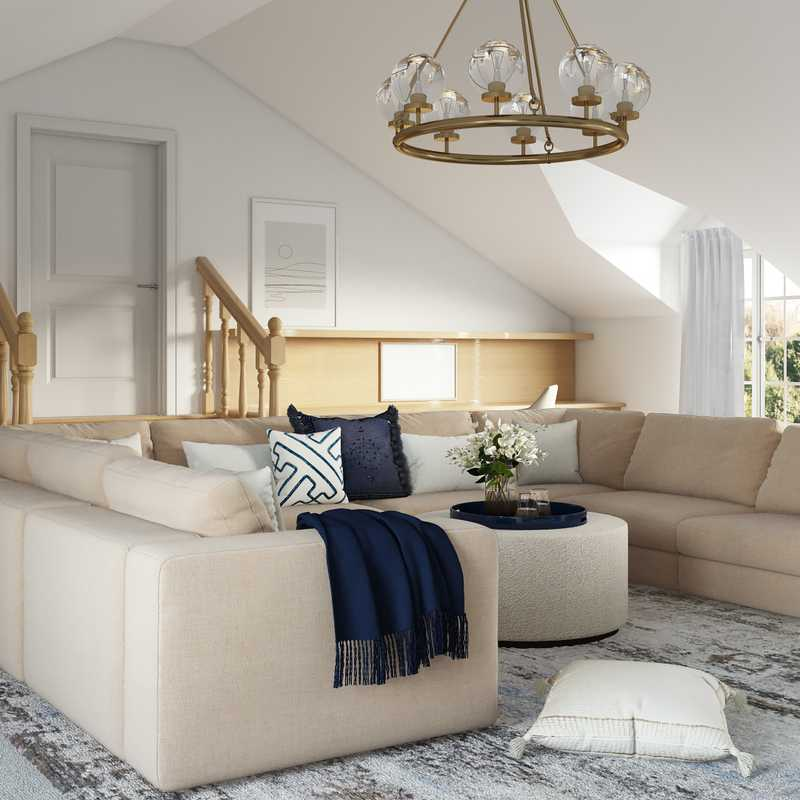 Contemporary, Glam, Transitional Other Design by Havenly Interior Designer Sarah