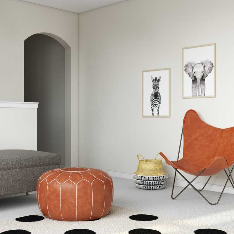 Eclectic, Bohemian, Midcentury Modern Other Design by Havenly Interior Designer Kayti