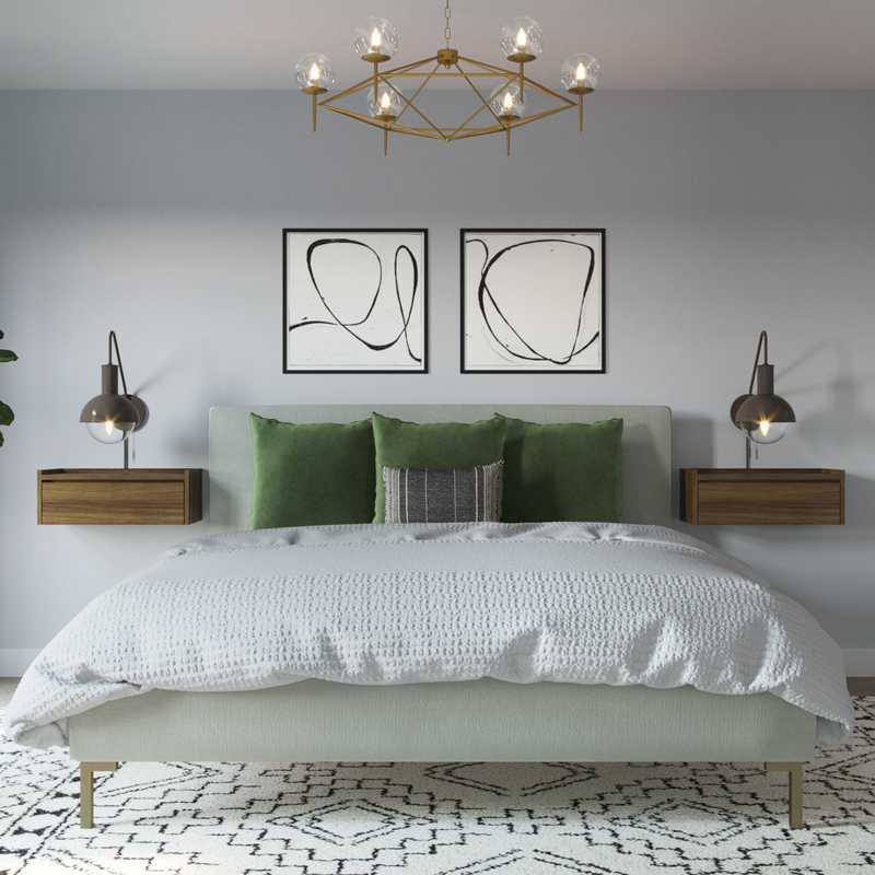 Bedroom Design by Havenly Interior Designer Michelle