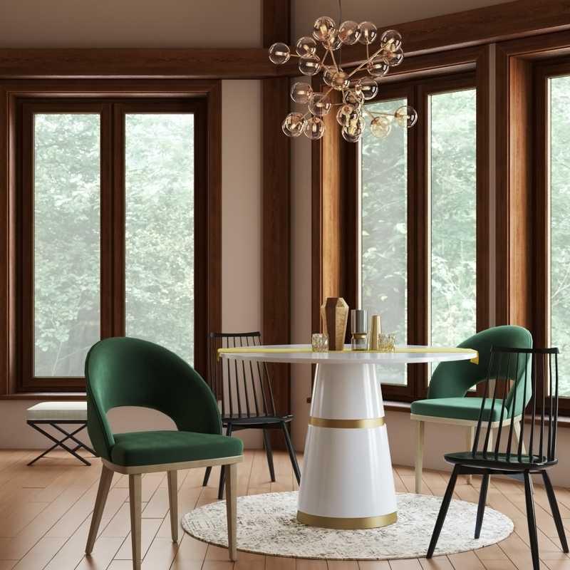 Dining Room Design by Havenly Interior Designer Rebecca