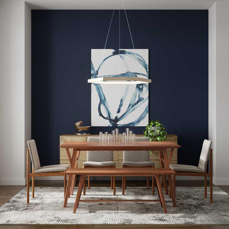 Dining Room Design by Havenly Interior Designer Randi