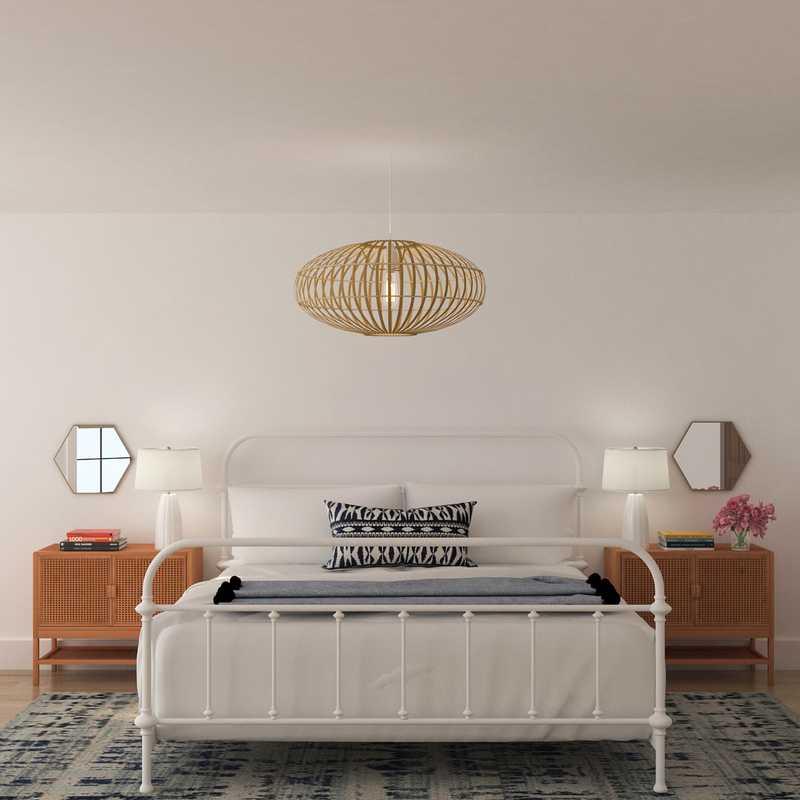 Contemporary, Farmhouse, Rustic Bedroom Design by Havenly Interior Designer Annie