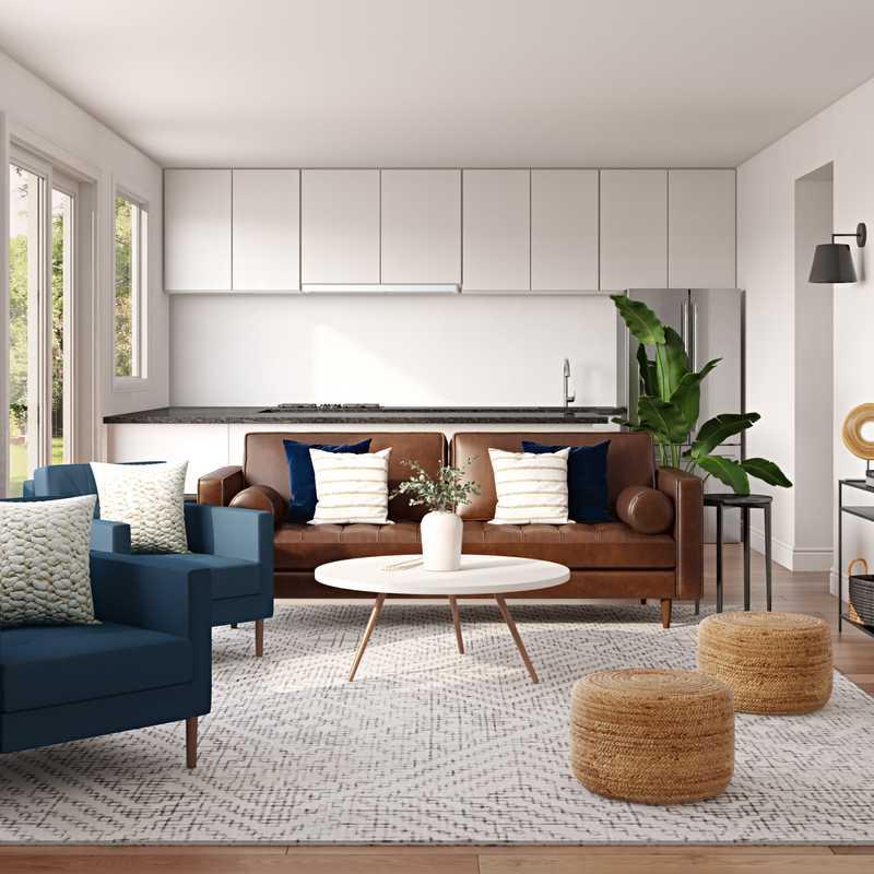 Living Room Design by Havenly Interior Designer Nicolle