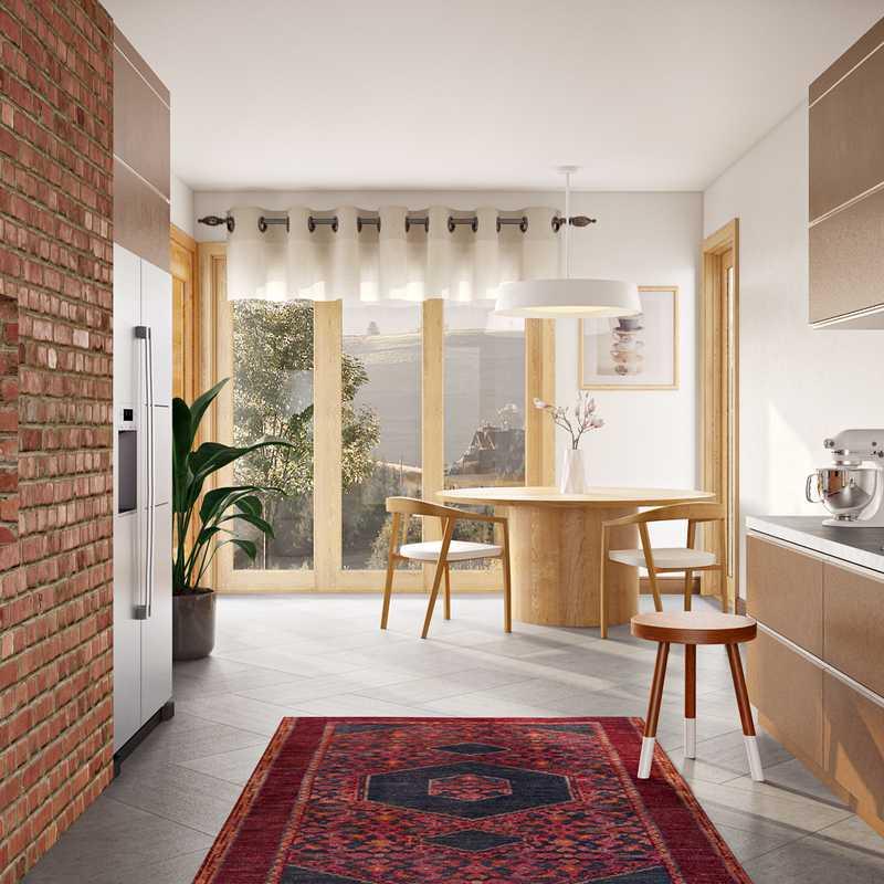Midcentury Modern Other Design by Havenly Interior Designer Jamie