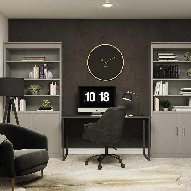 Modern Not Sure Yet Design by Havenly Interior Designer Namita