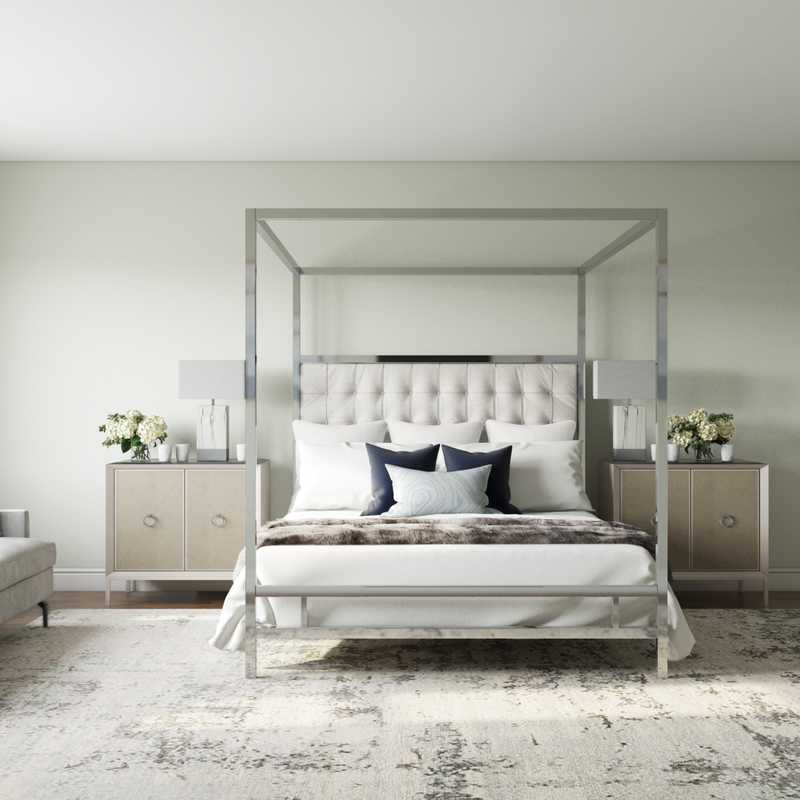 Bedroom Design by Havenly Interior Designer Lisa