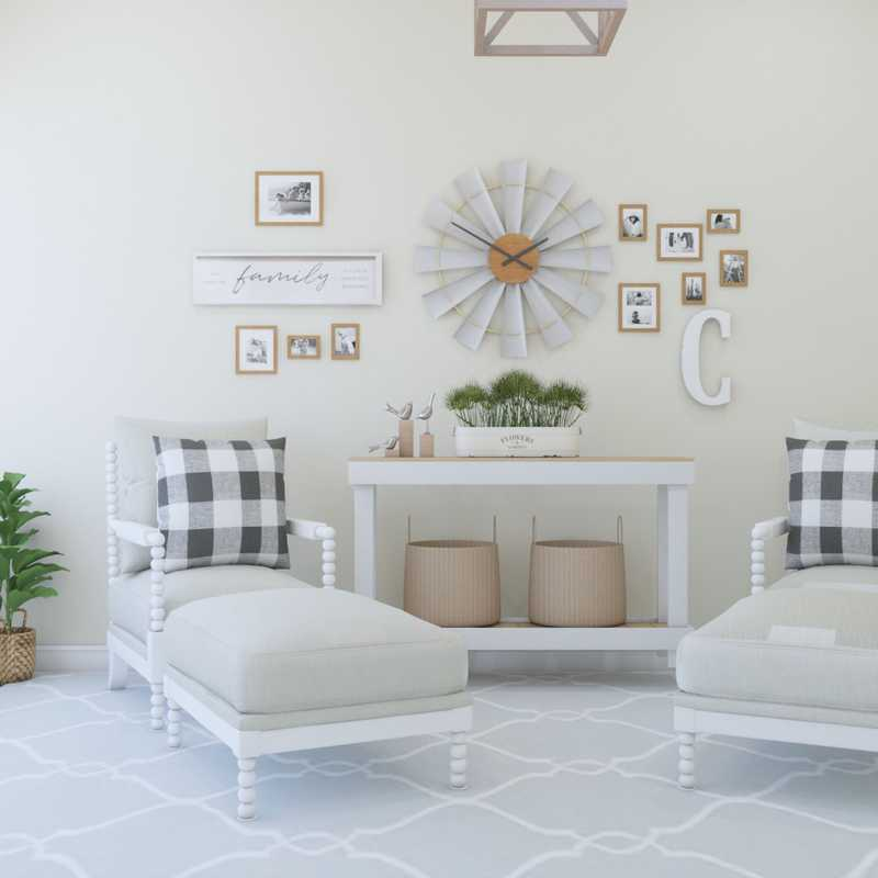 Modern, Classic, Traditional, Farmhouse, Rustic Not Sure Yet Design by Havenly Interior Designer Christina