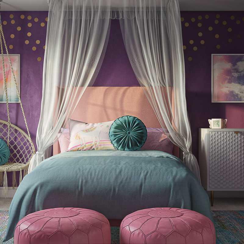 Modern Nursery Design by Havenly Interior Designer Danielle