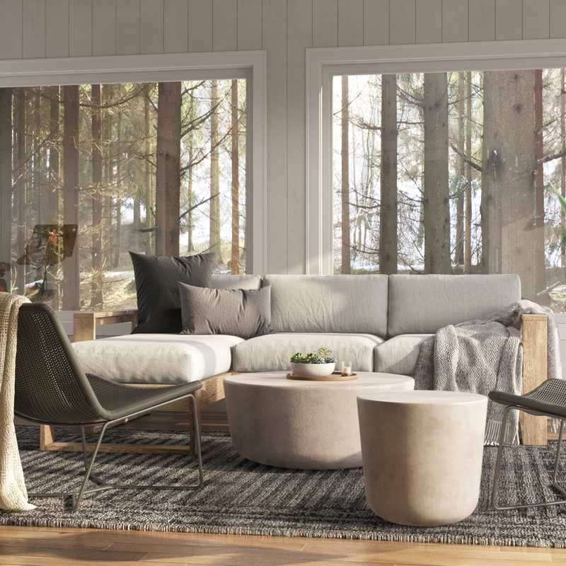 Modern, Rustic, Minimal Other Design by Havenly Interior Designer Victoria