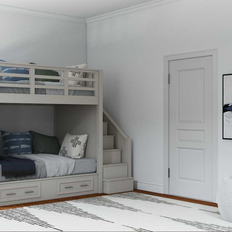 Contemporary, Modern, Classic Bedroom Design by Havenly Interior Designer Lilly