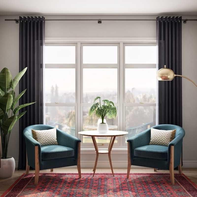 Bohemian, Midcentury Modern Other Design by Havenly Interior Designer Ella