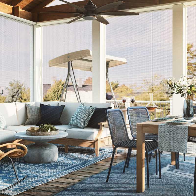 Bohemian, Glam Other Design by Havenly Interior Designer Shreya