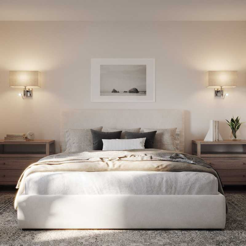 Contemporary, Modern, Classic Bedroom Design by Havenly Interior Designer Stacy