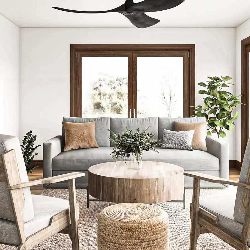 Rustic Other Design by Havenly Interior Designer Mariel