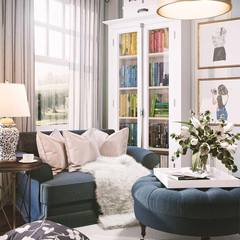 Design by Havenly Interior Designer Vivian