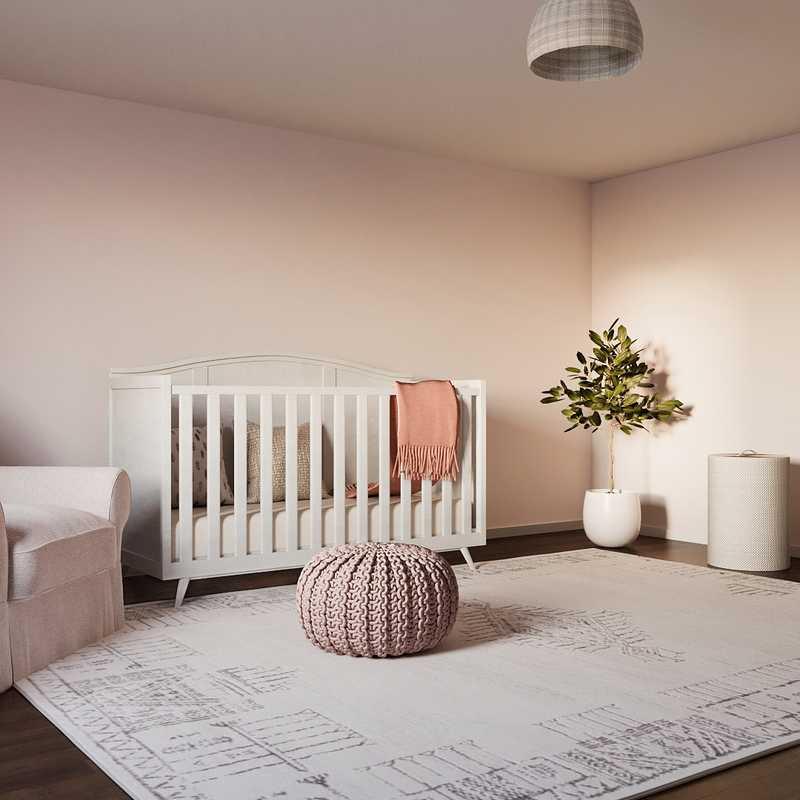Classic Nursery Design by Havenly Interior Designer Paige