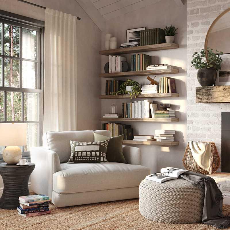Design by Havenly Interior Designer Kelsey
