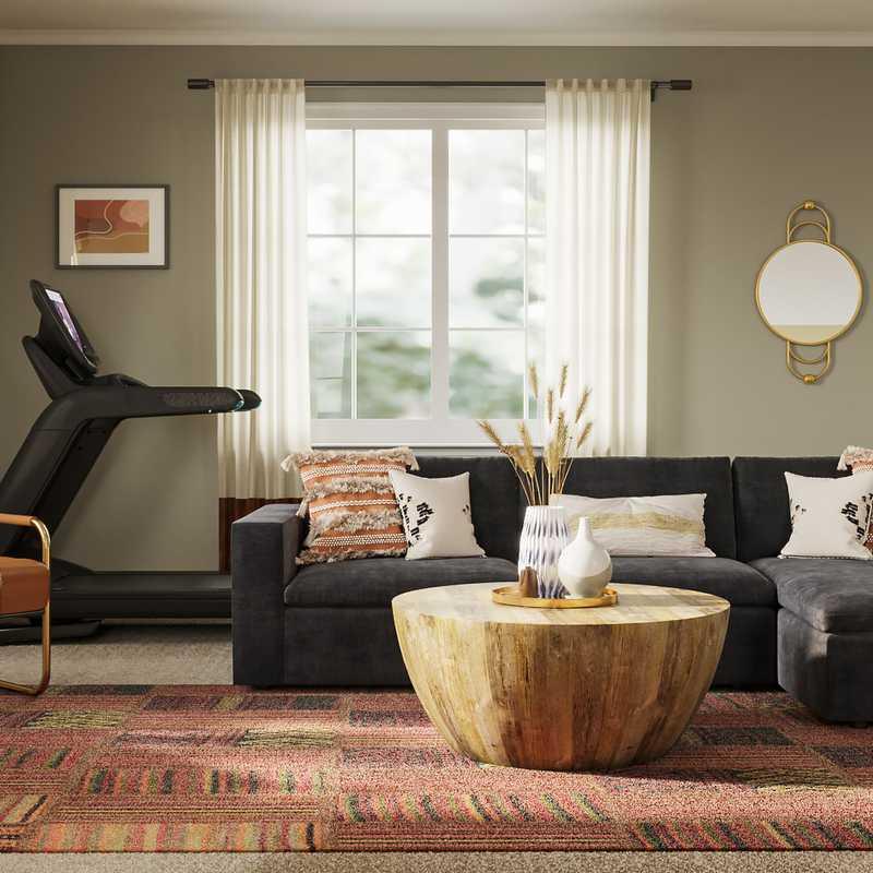 Modern, Eclectic Not Sure Yet Design by Havenly Interior Designer Shauna