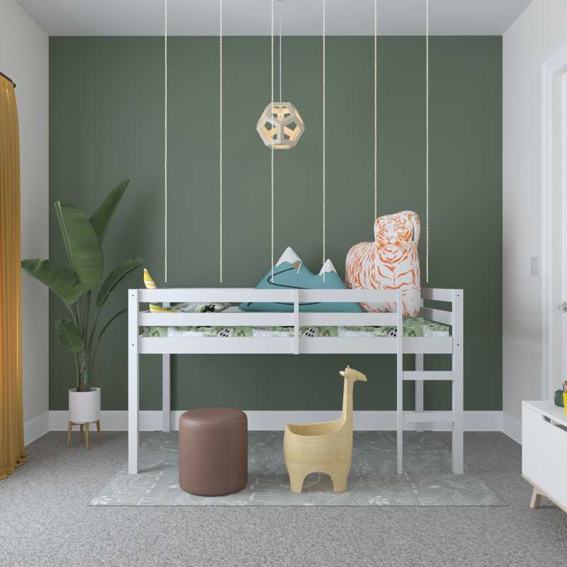 Modern, Eclectic, Bohemian, Traditional, Global Not Sure Yet Design by Havenly Interior Designer Christina