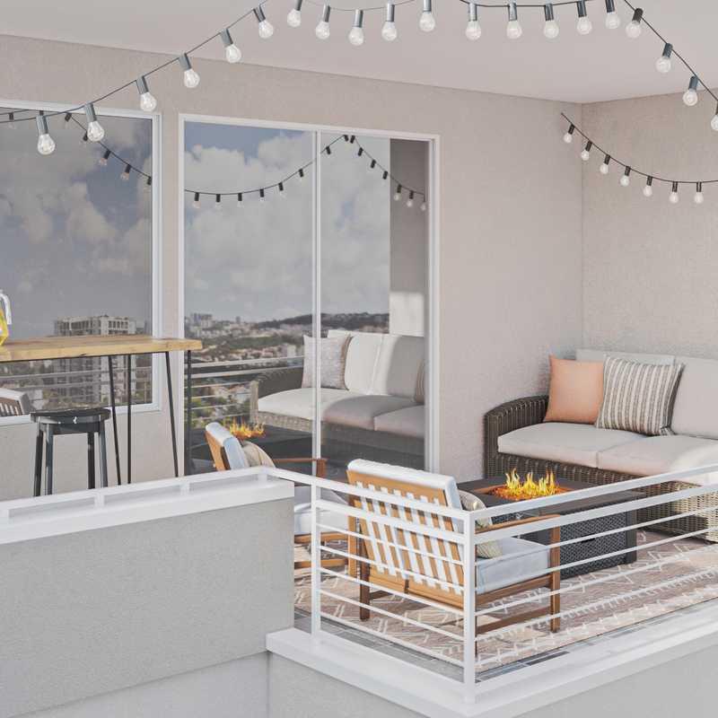 Bohemian Other Design by Havenly Interior Designer Rebecca