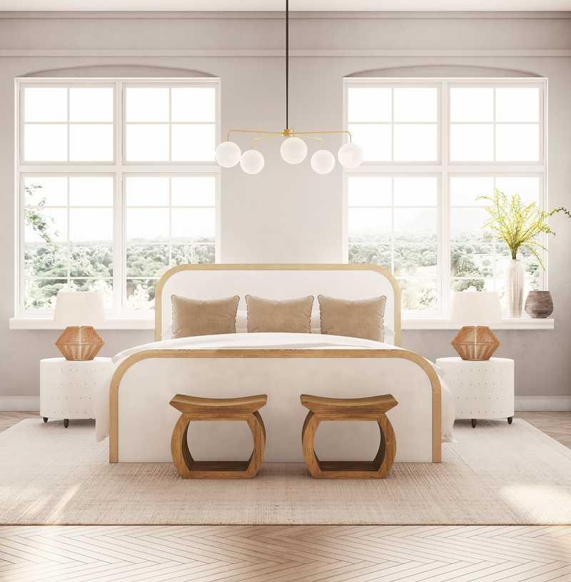 Modern, Minimal, Scandinavian  Design by Havenly Interior Designer Melissa