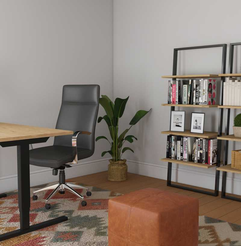 Office Design by Havenly Interior Designer Kate