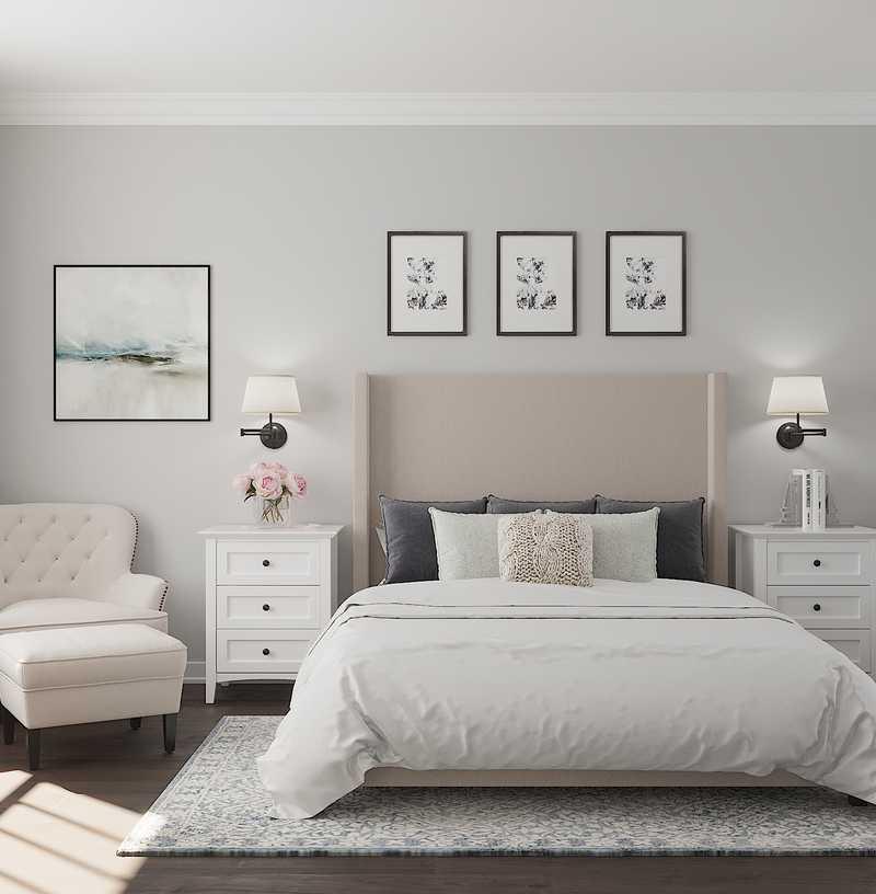 Classic Bedroom Design by Havenly Interior Designer Barbara