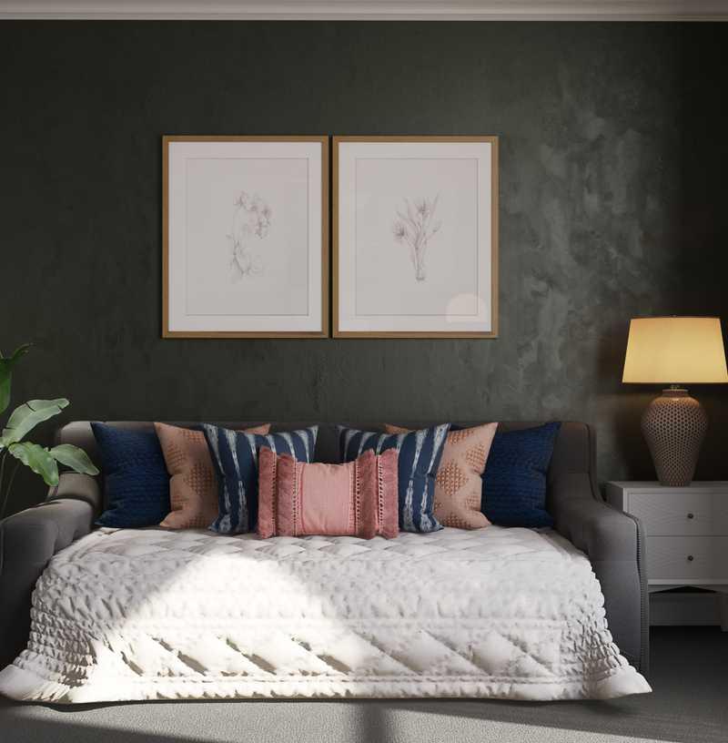 Bedroom Design by Havenly Interior Designer Emma