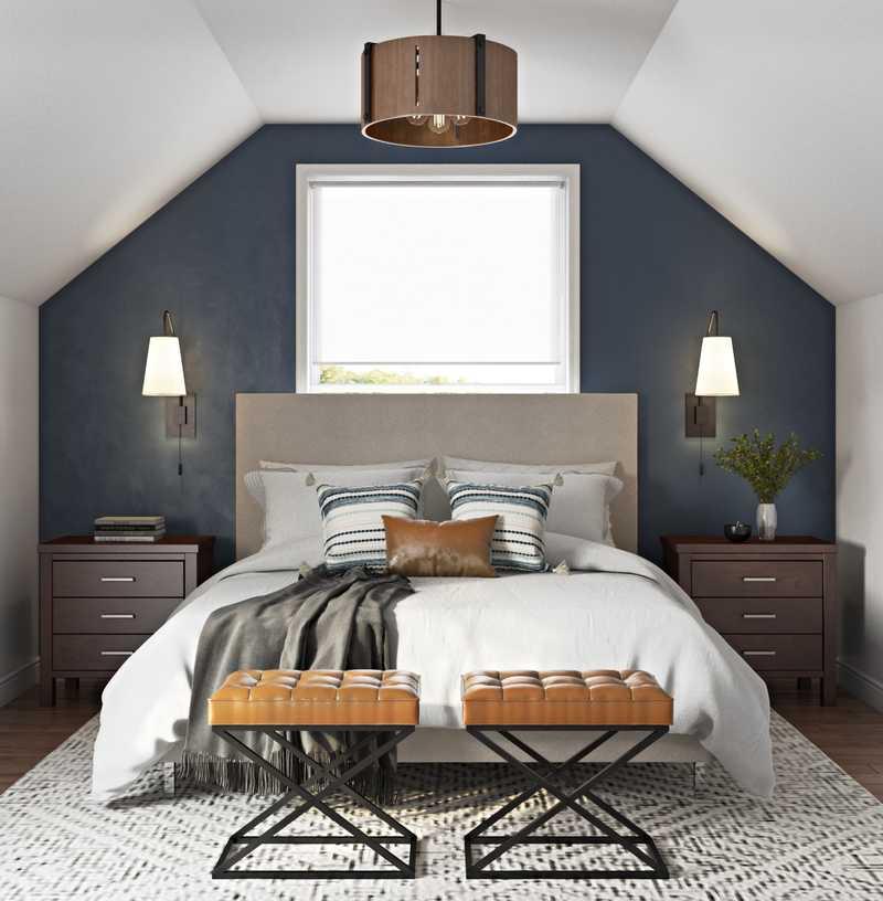 Bedroom Design by Havenly Interior Designer Katie