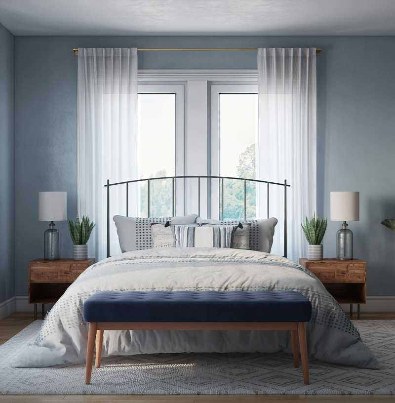 Bedroom Design by Havenly Interior Designer Megan