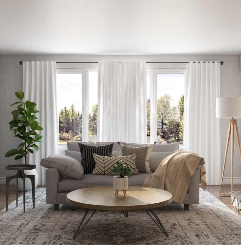 Living Room Design by Havenly Interior Designer Angelli